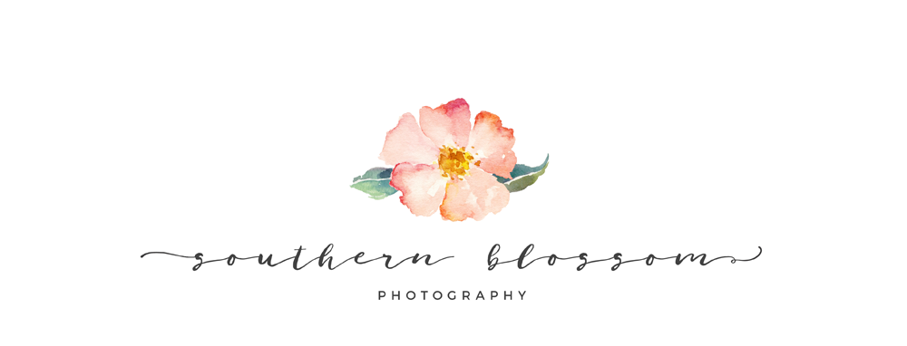 Southern Blossom Photography logo